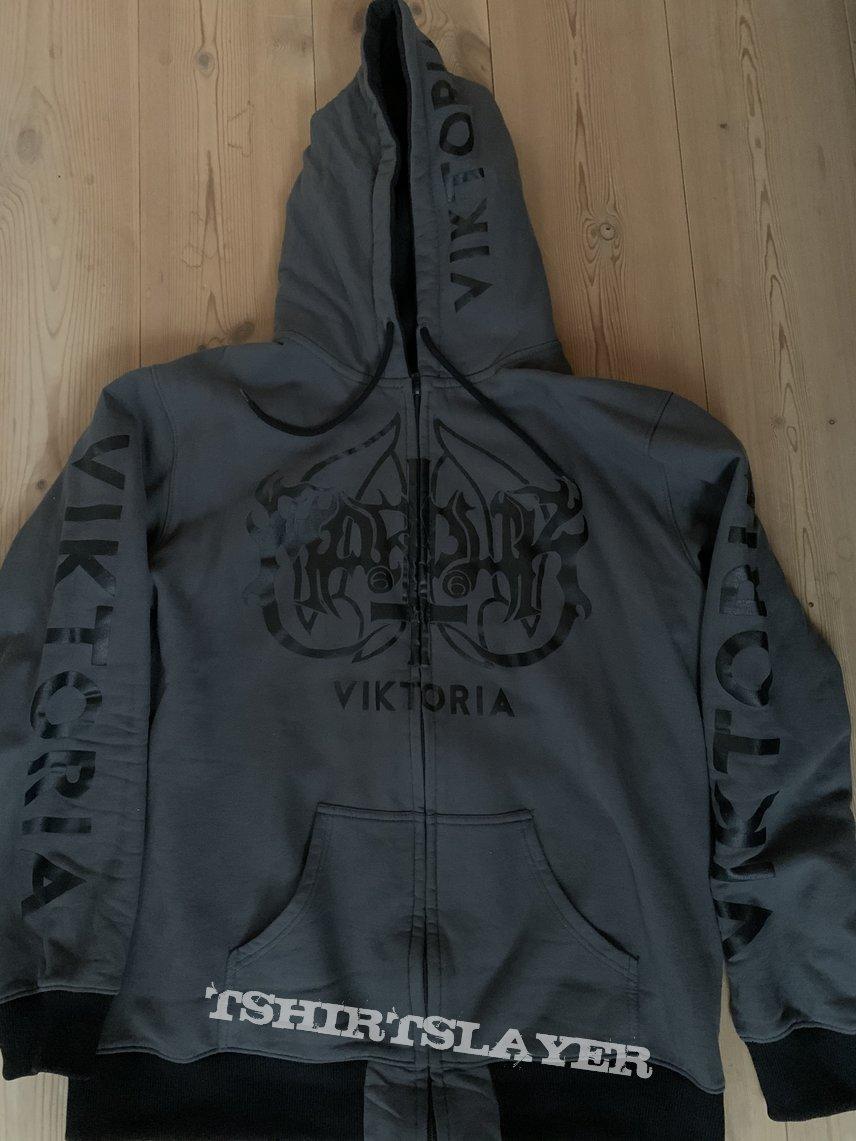 Marduk - Viktoria hooded zipper jacket