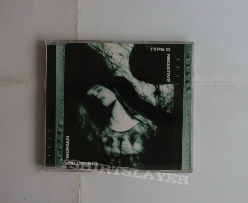 Type o negative christian woman single