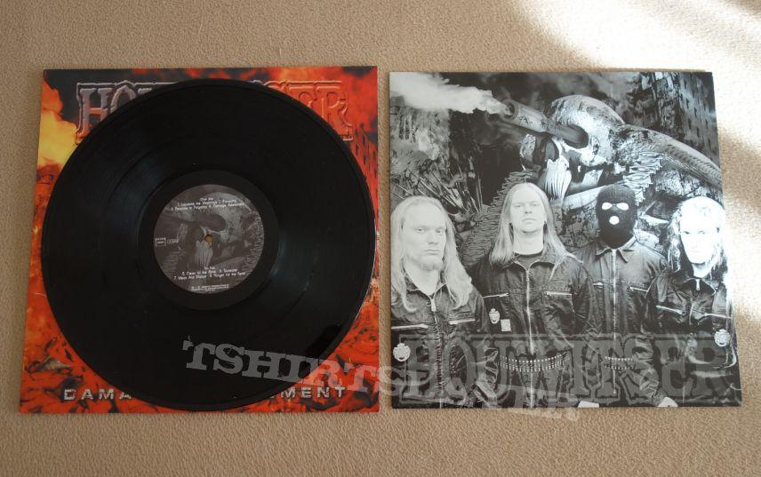 Houwitser - Damage assassment - LP