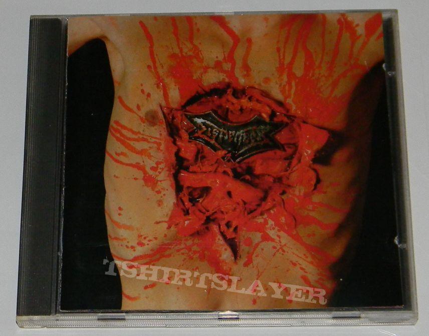 Dismember - Indecent and obscene - orig.firstpress - CD