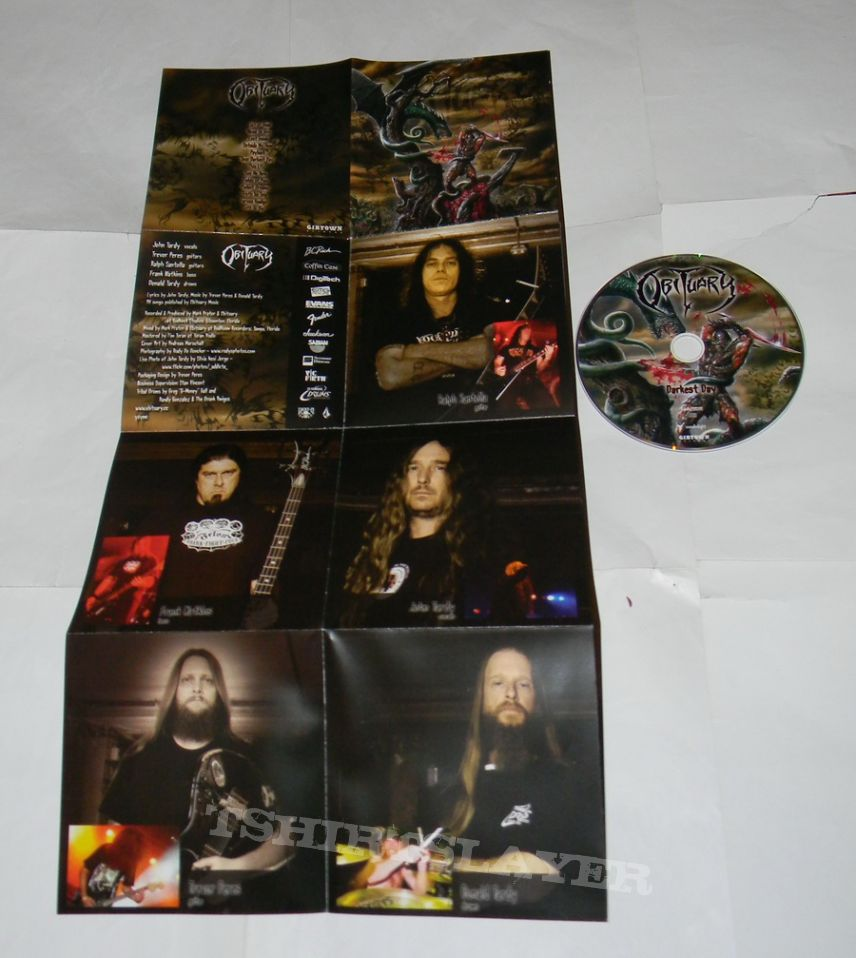 Obituary - Darkest day - lim.edit.CD