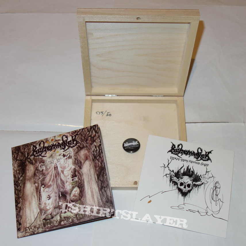 Runemagick - Evoked from abysmal sleep - lim.edit.Box Set