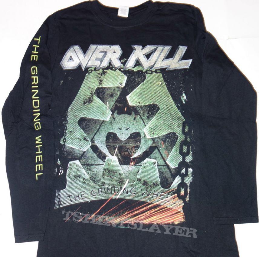 Overkill - The grinding wheel - LS