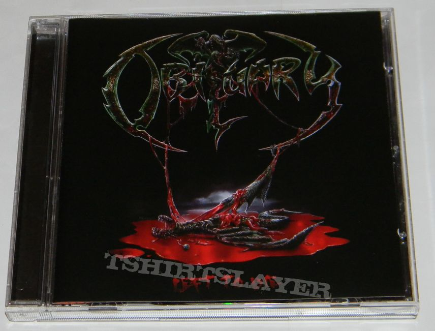 Obituary - Left to die - CD