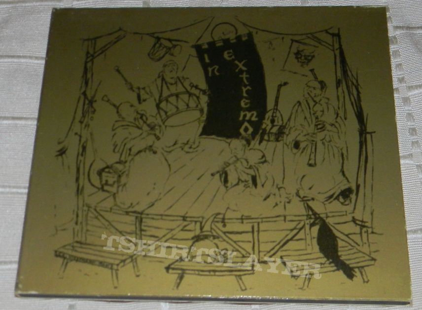 In Extremo - Gold - orig.Firstpress CD
