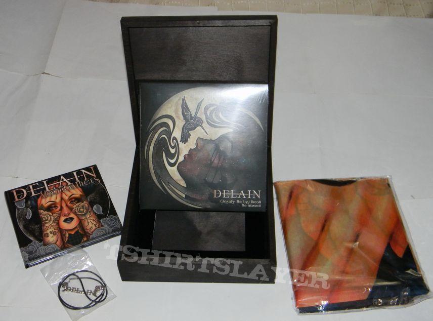 Delain - Moonbathers - lim.edit.Box-Set