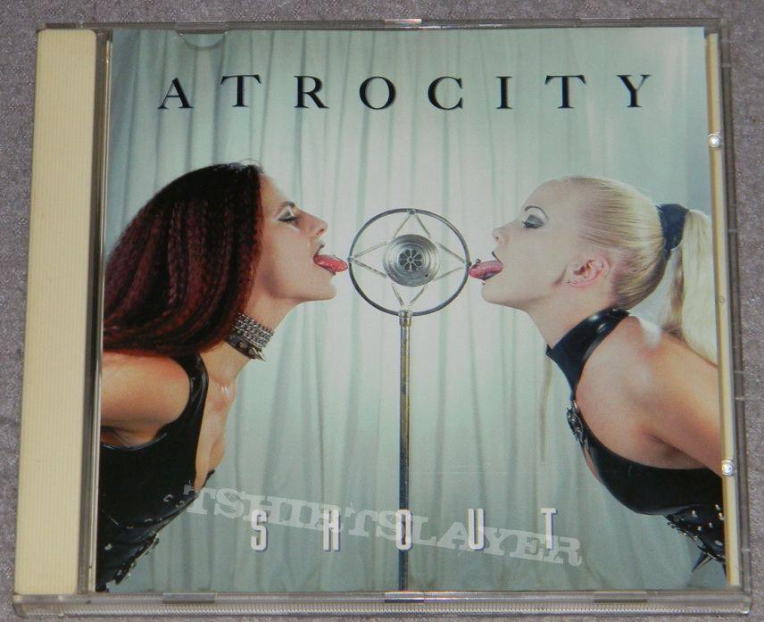 Atrocity - Shout - Single