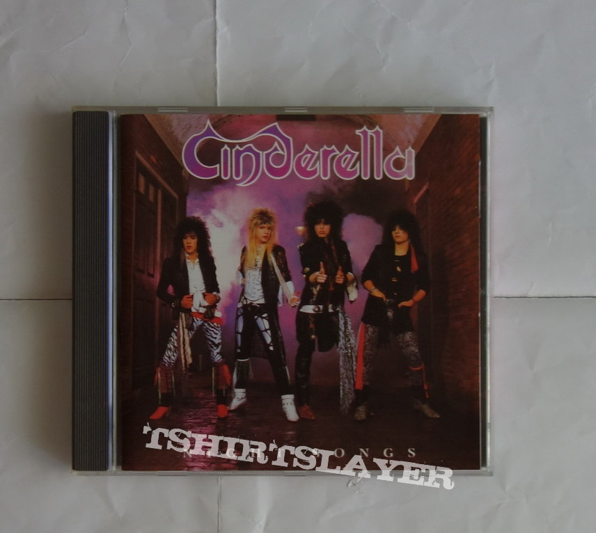 Cinderella - Nightsongs - CD