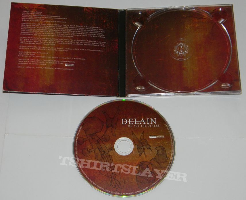 Delain - We are the others - lim.edit.Digipack