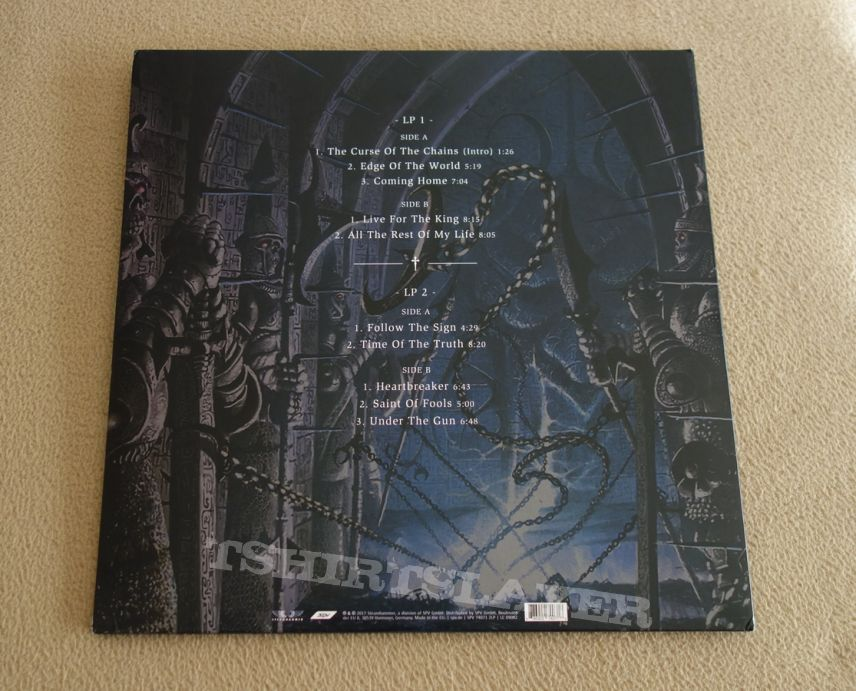 Axel Rudi Pell - Shadow zone - Re-release
