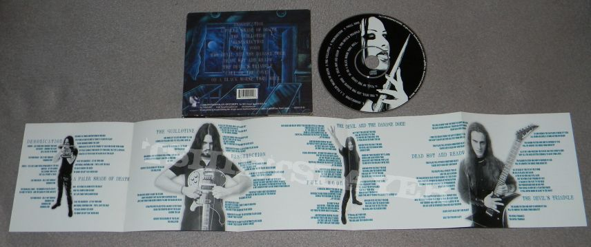 Witchery - Dead, hot and ready - lim.edit.Digipack CD