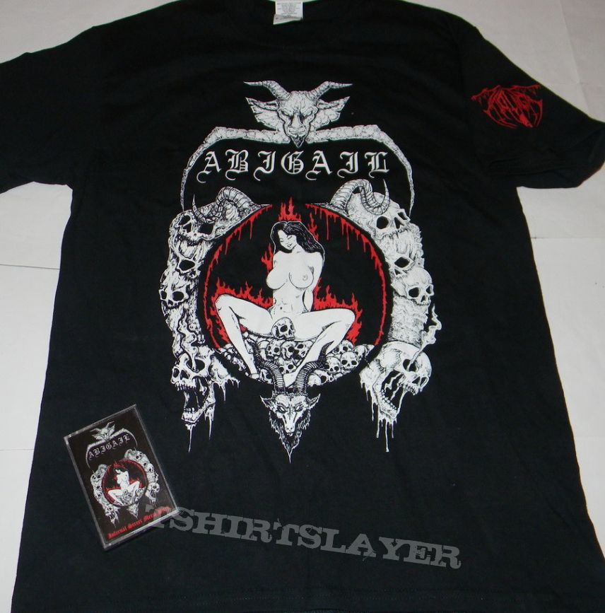 Abigail - Infernal street metal bitch - lim.edit.Set