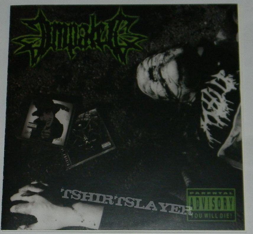Impaled / Cephalic Carnage - Split Single
