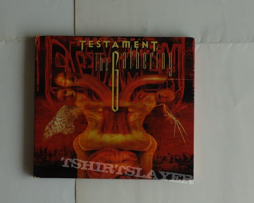 Testament - The gathering - lim.edit.Digipack CD
