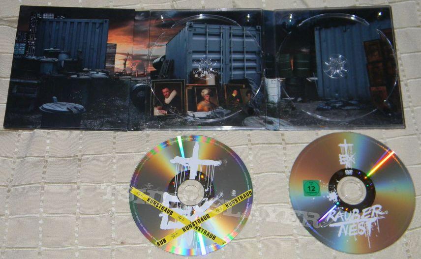 In Extremo - Kunstraub - lim.edit.orig.Firstpress - CD