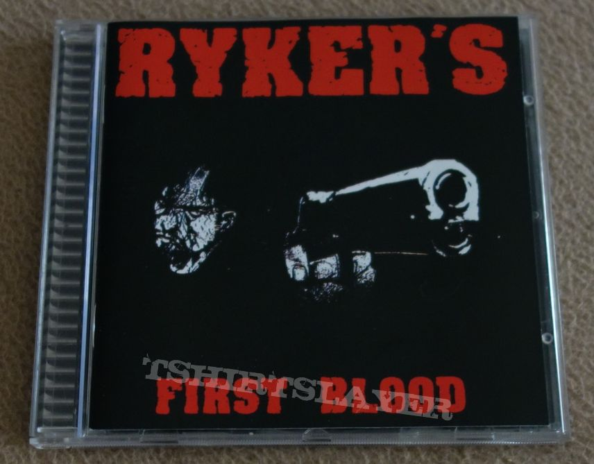 Ryker's - First blood - CD