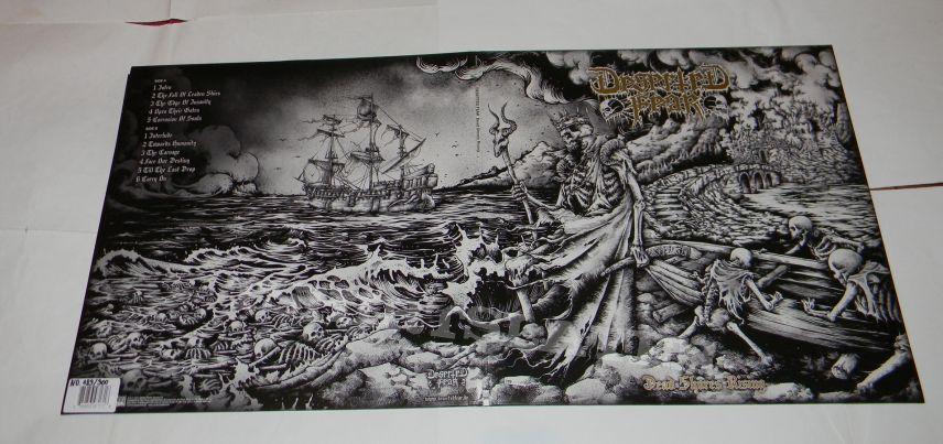 Deserted Fear - Dead shores rising - lim.edit.LP
