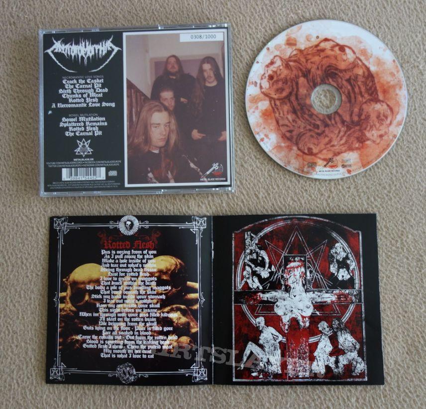 Antropomorphia - Necromantic love songs - Re-release