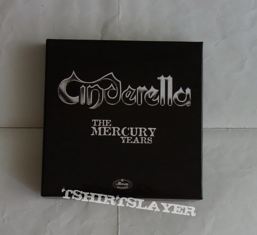 Cinderella - The Mercury Years - Box