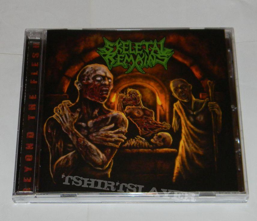 Skeletal Remains - Beyond the flesh - CD