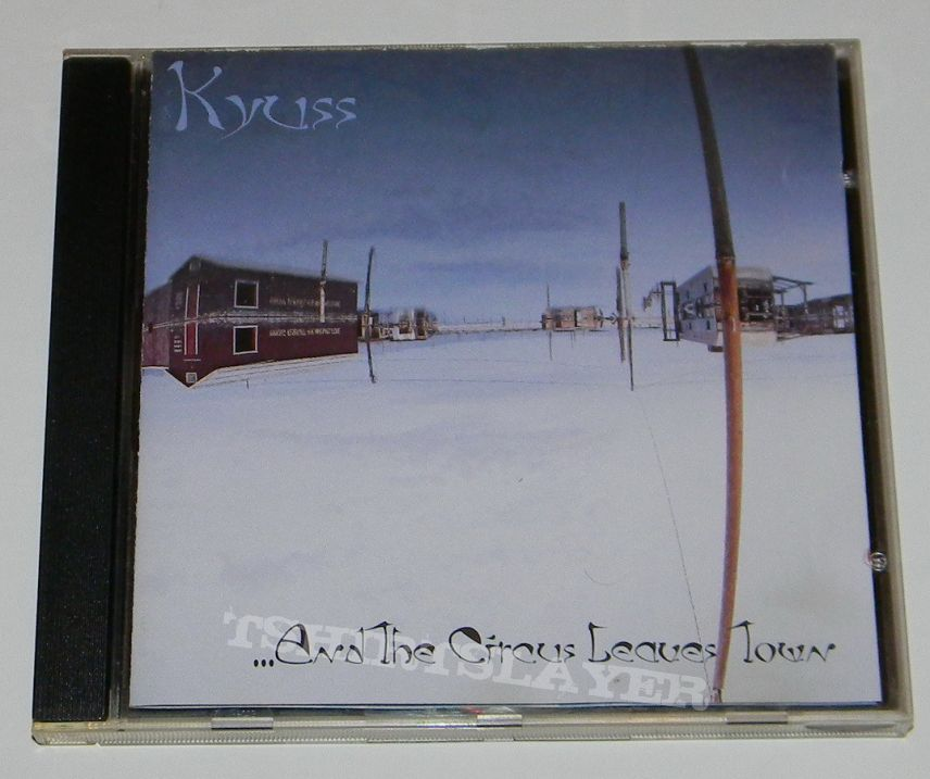 Kyuss - ...and the circus leaves town - orig.Firstpress CD