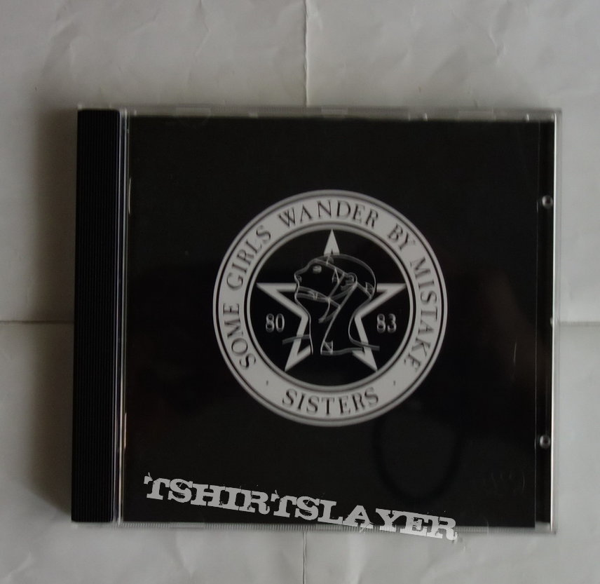 The Sisters of Mercy - Some girls wander by mistake - CD