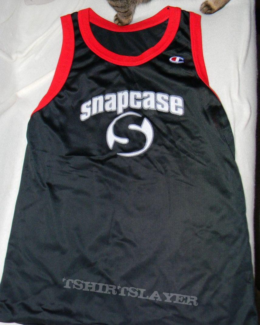 TShirt or Longsleeve - Snapcase - Logo Basketball trikot