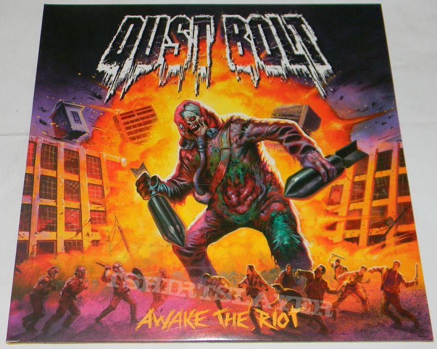 Dust Bolt - Awake the riot - LP