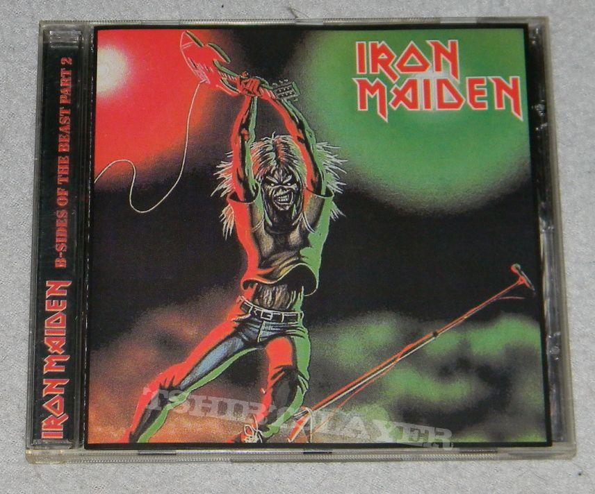 Iron Maiden - B-Sides of the beast Part 2 - Bootleg