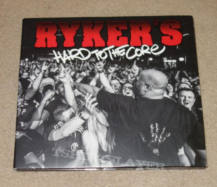 Ryker's - Hard to the core - Digipack