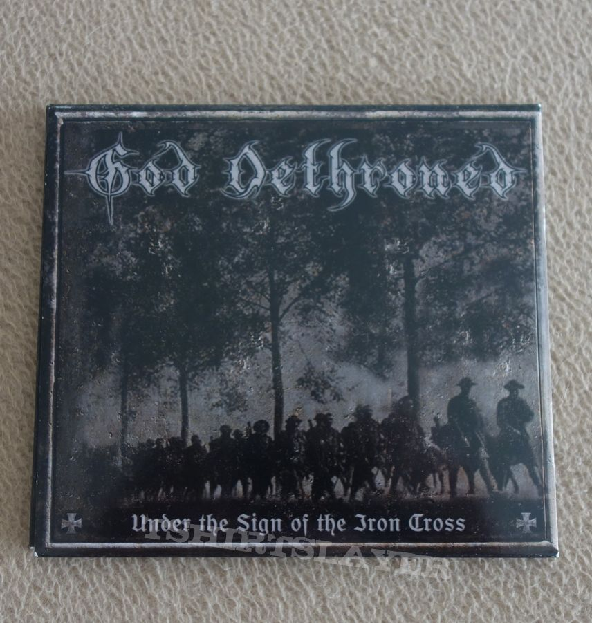 God Dethroned - Under the sign of the iron cross - Digipack
