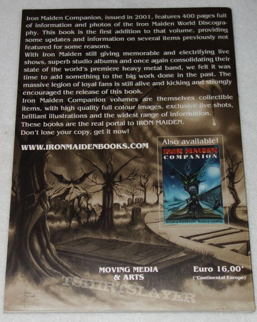 Iron Maiden - Companion Update 1 - Book