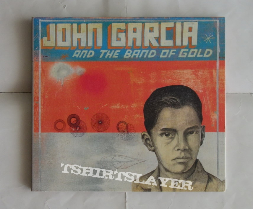 John Garcia and the Band of Gold - Same - Digipack CD