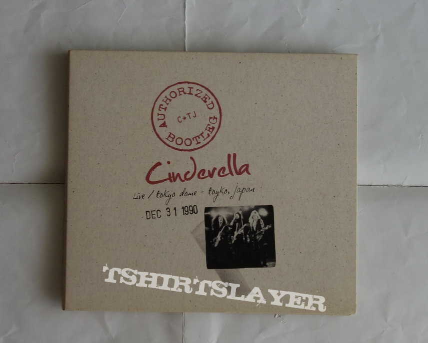 Cinderella - Live Tokyo Dome - CD