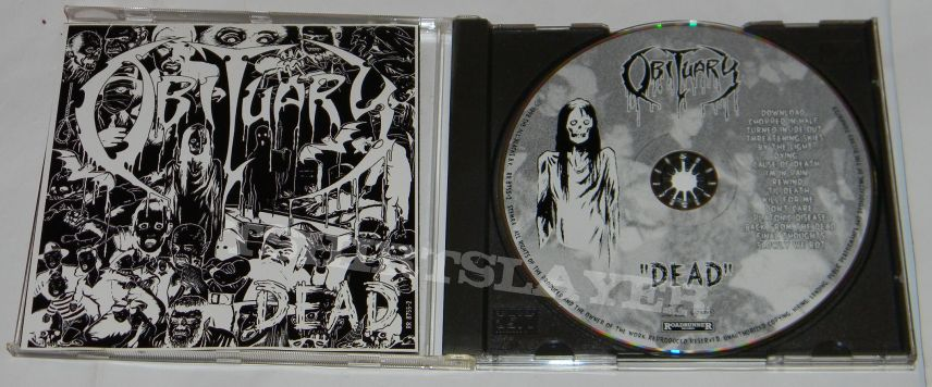 Obituary - Dead - CD