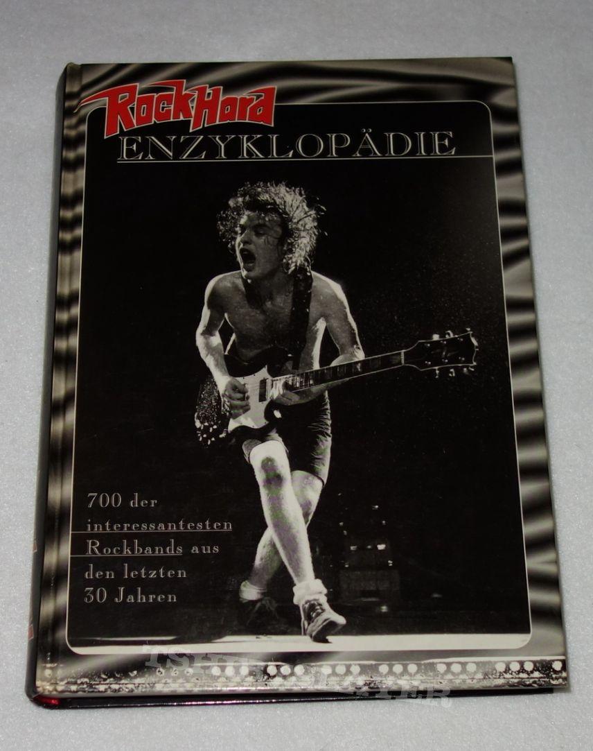 Rock Hard - Enzyklopädie - Book