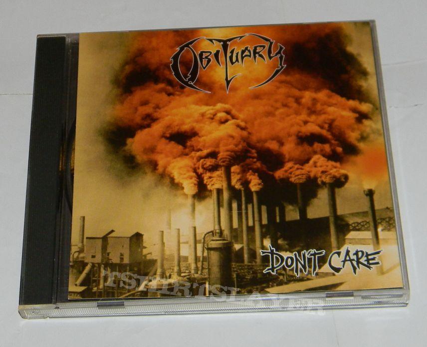 Obituary - Dont care - CD