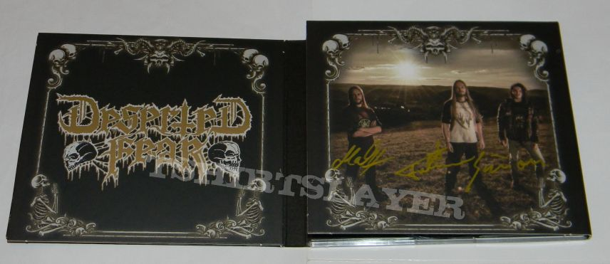 Deserted Fear - Dead shores rising - lim.edit.CD