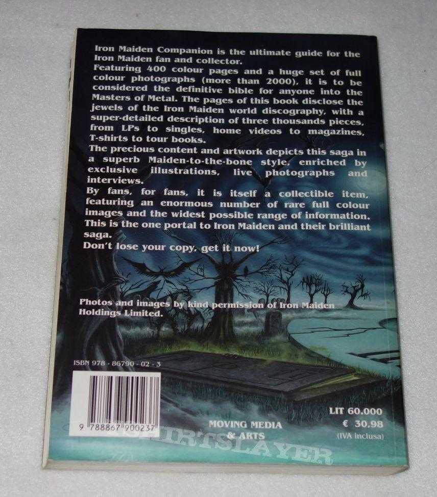 Iron Maiden - Companion - Book