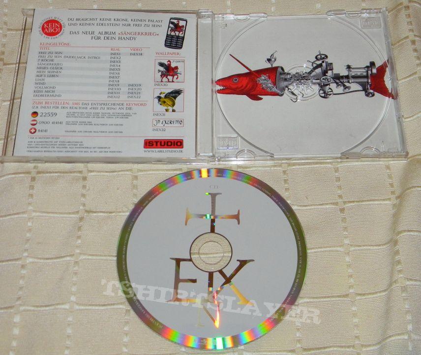 In Extremo - Sängerkrieg - CD