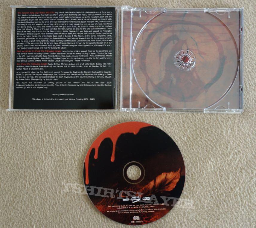 God Dethroned - Ravenous - CD