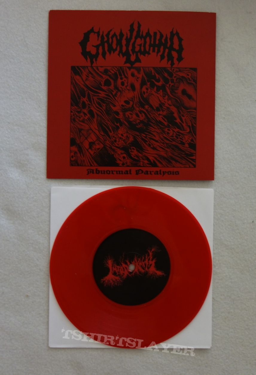 Into Darkness - Shifted to the red end of spectrum - Split-Red