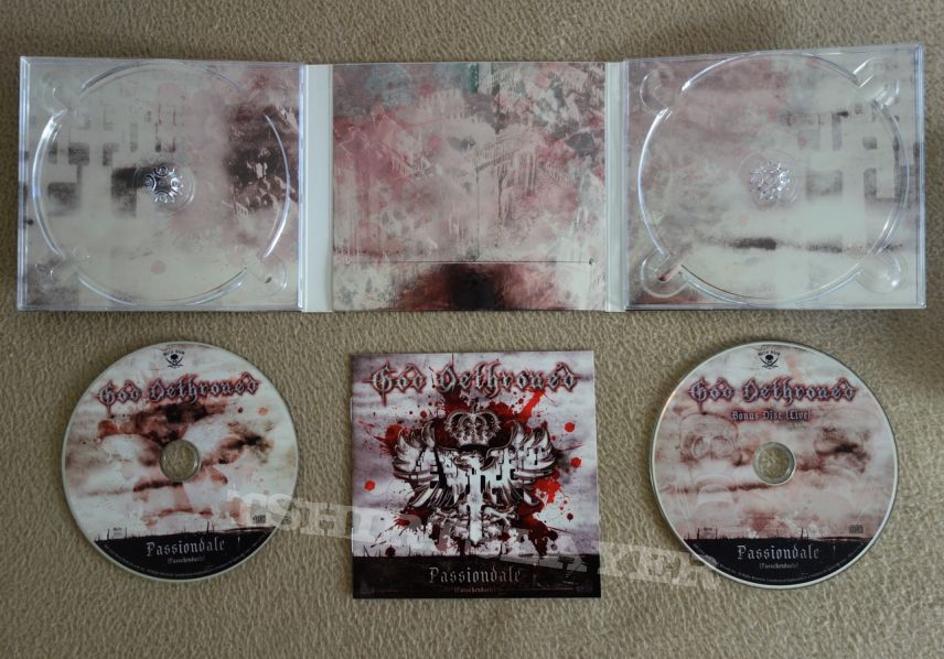 God Dethroned - Passiondale (Passchendaele) - Digipack