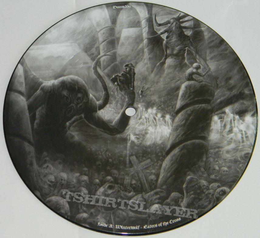 Winterwolf / Disma - Split - PicSingle