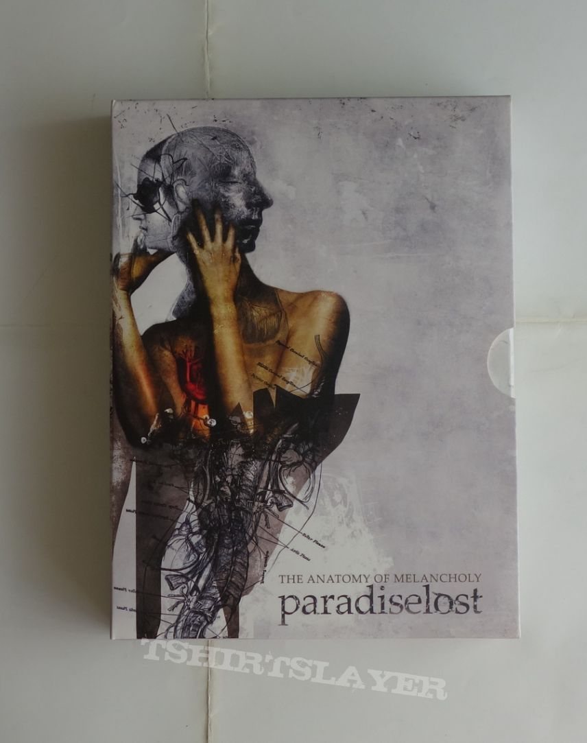 Paradise Lost The Anatomy Of Melancholy Limeditxset