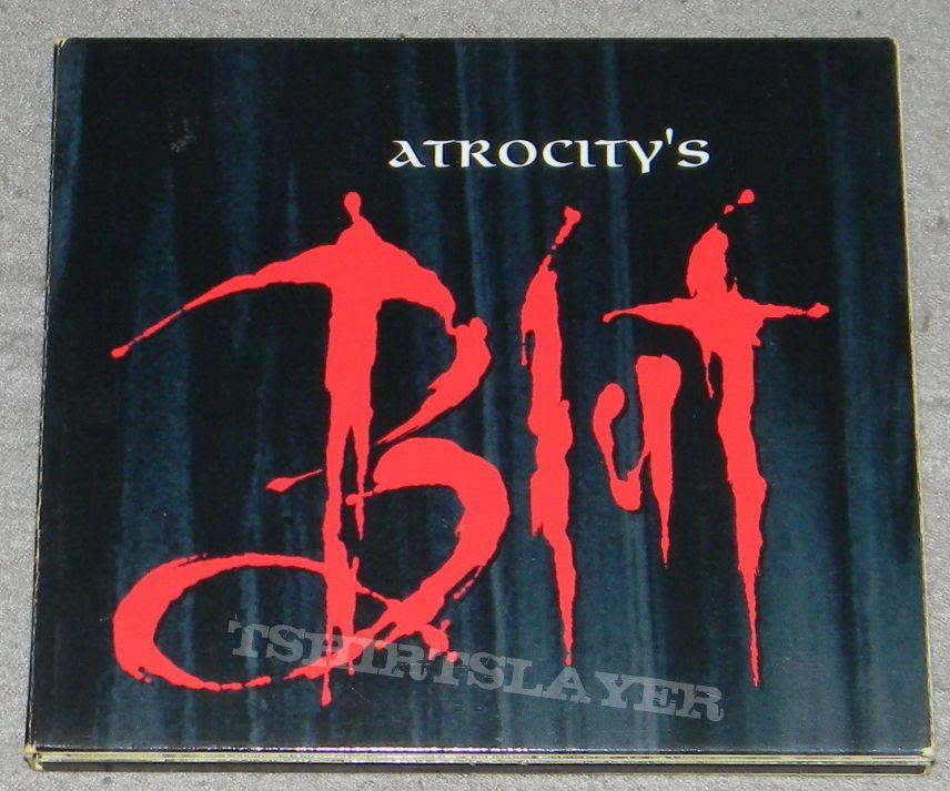 Atrocity - Blut - orig.Firstpress - Digipack