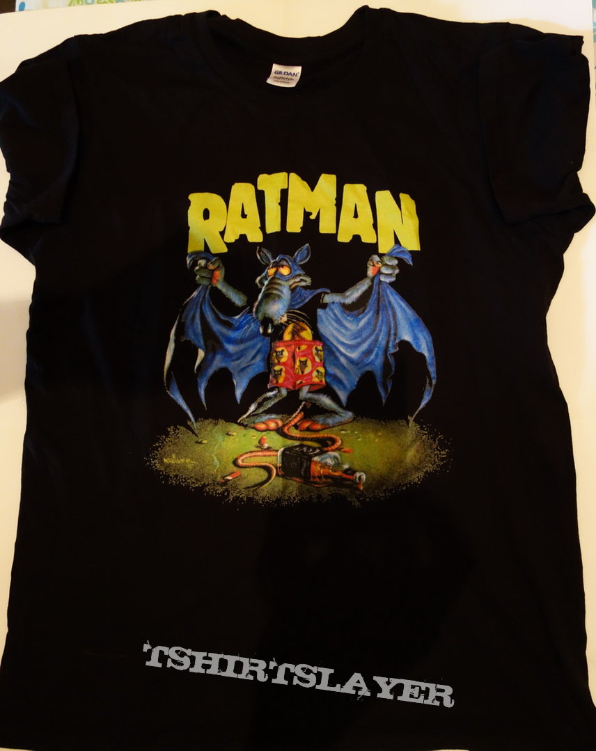 Risk - Ratman - Tshirt