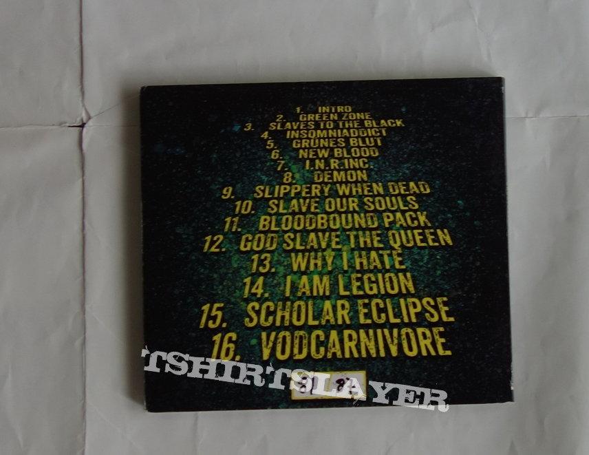 Godslave - Homecoming 2016 - CD