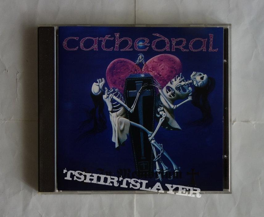 Cathedral - In memorium - CD