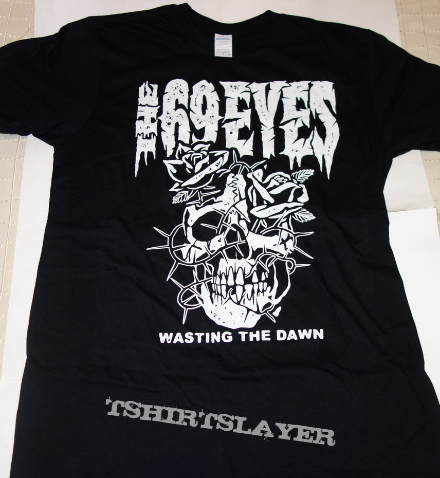 The 69 Eyes - Wasteing the dawn - TS